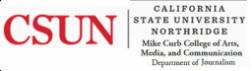 CSUN Dept logo