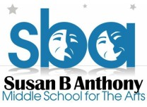 Susan B Anthony Logo