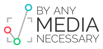 By Any Media Necessary Logo