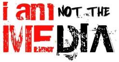 I am not media logo